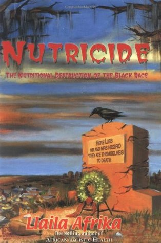 Nutricide: The Nutrional Destruction of The Black Race- by Dr. Llaila Afrika