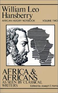 Africa and Africans- by Leo Hansberry, $27.95