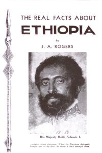 Real Facts About Ethiopia- by J.A. Rogers, $4.00